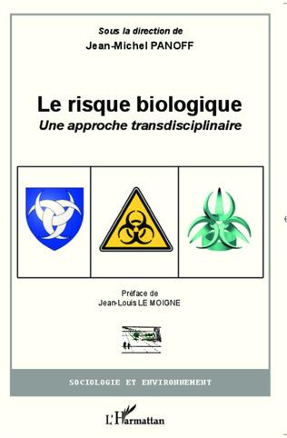 Couverture Le risque biologique
