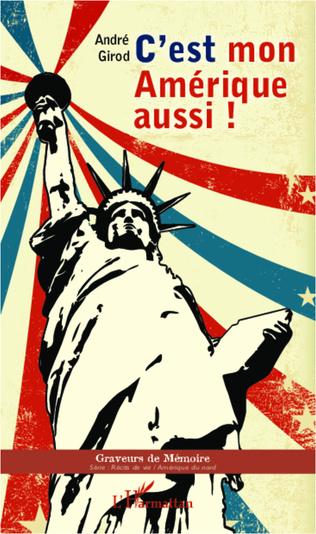 Couverture C'est mon Amérique aussi !