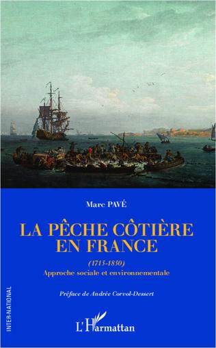 Couverture La pêche côtière en France