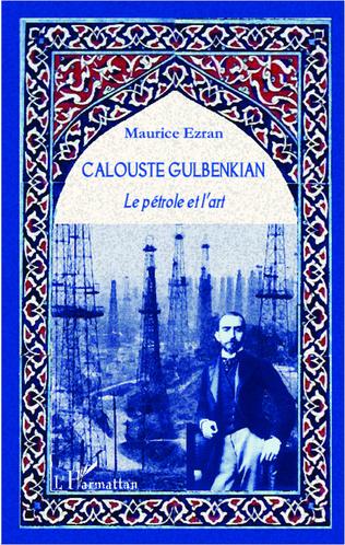 Couverture Calouste Gulbenkian