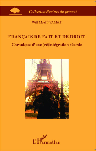 Couverture Français de fait et de droit