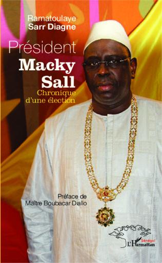 Couverture Président Macky Sall
