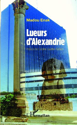 Couverture Lueurs d'Alexandrie