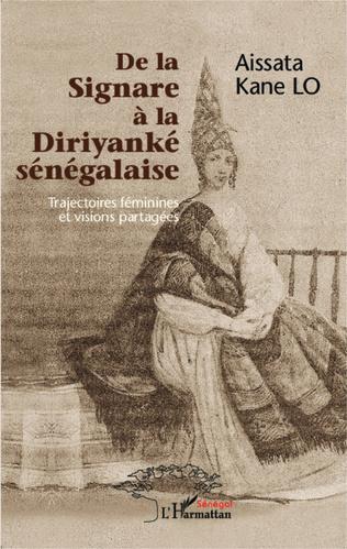 Couverture De la Signare à la Diriyanké sénégalaise