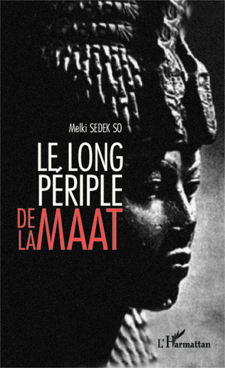 Couverture Le long périple de la Maât