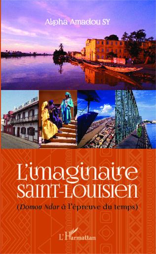 Couverture L'imaginaire Saint-Louisien