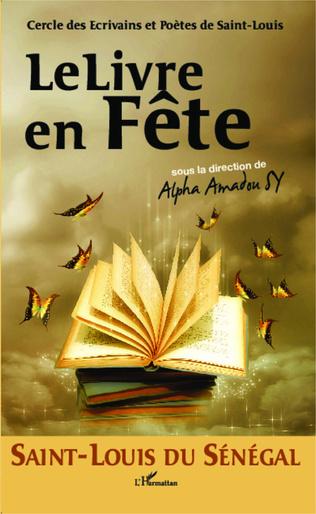 Couverture Saint-Louis du Sénégal  Le Livre en Fête