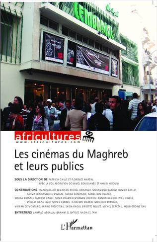 Couverture Les cinémas du Maghreb et leurs publics