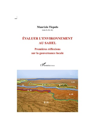 Couverture Evaluer l'environnement au Sahel