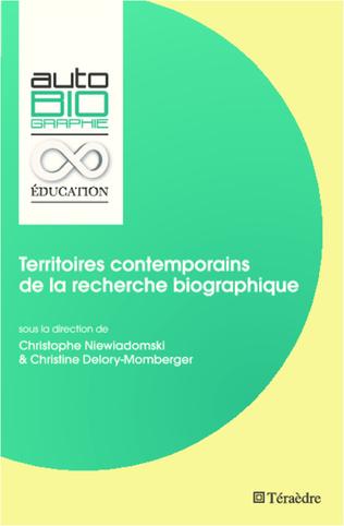 Couverture Territoires contemporains de la recherche biographique