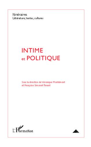 Couverture Intime et politique