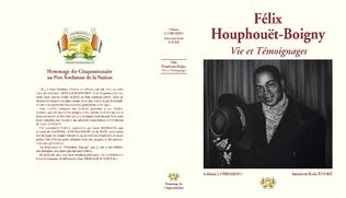 Couverture Félix Houphouët-Boigny
