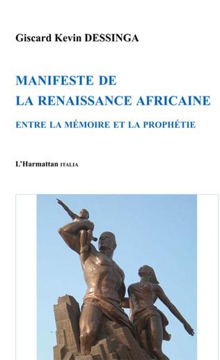 Couverture Manifeste de la renaissance africaine