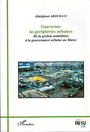 Couverture Gouverner les périphéries urbaines
