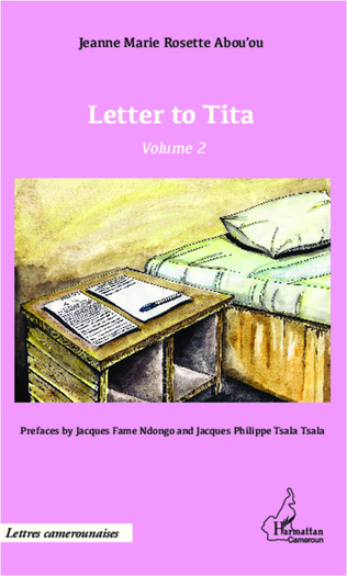 Couverture Letter to Tita (Volume 2)