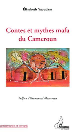 Couverture Contes et mythes mafa du Cameroun