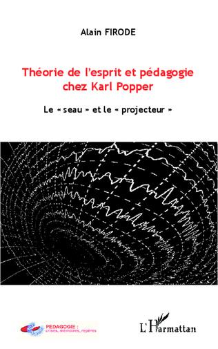 Couverture Théorie de l'esprit et pédagogie chez Karl Popper