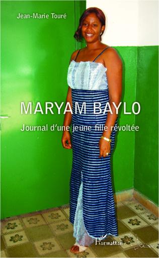 Couverture Maryam Baylo Journal d'une jeune fille révoltée