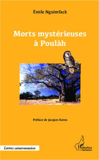 Couverture Morts mystérieuses à Poulàh