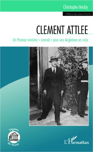 Couverture Clément Attlee