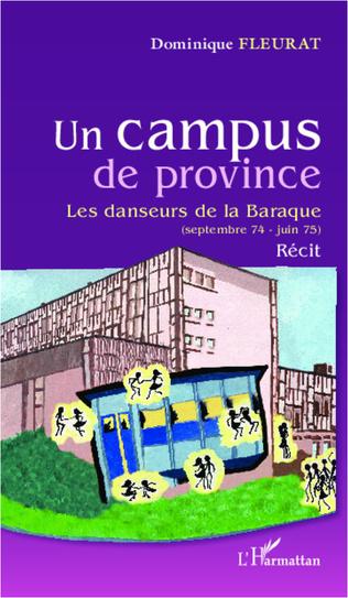 Couverture Un campus de province