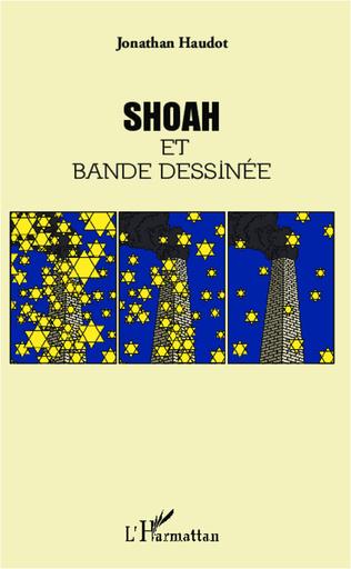 Couverture Shoah et bande dessinée