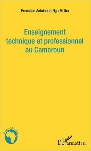 Couverture Enseignement technique et professionnel au Cameroun