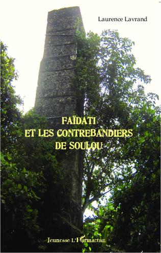 Couverture Faïdati et les contrebandiers de Soulou