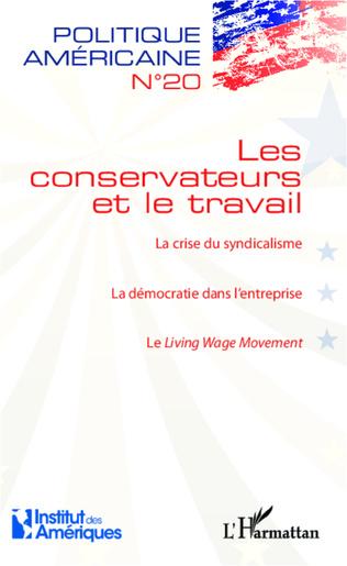 Couverture Les conservateurs et le travail