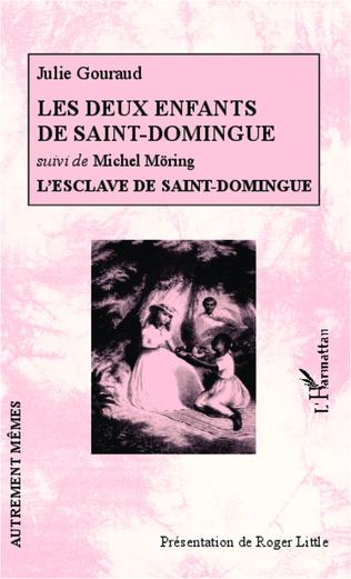 Couverture Les deux enfants de Saint-Domingue