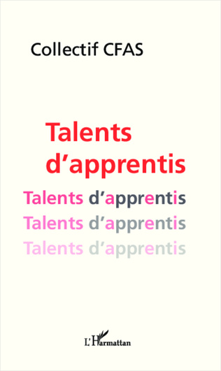 Couverture Talents d'apprentis