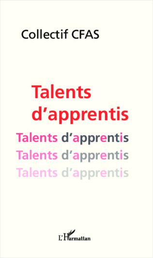 Couverture Talents d'apprentis
