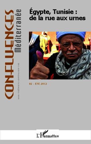 Couverture Egypte, Tunisie : de la rue aux urnes