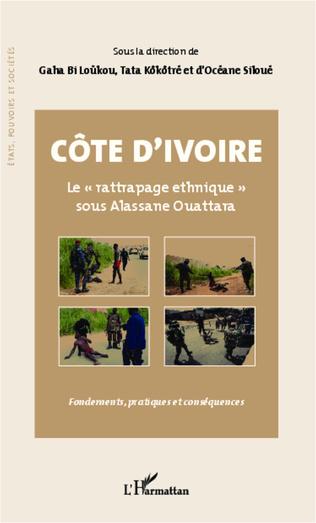 Couverture Côte d'Ivoire Le