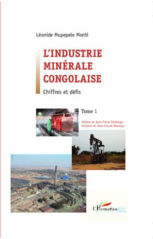 Couverture L'industrie minérale congolaise