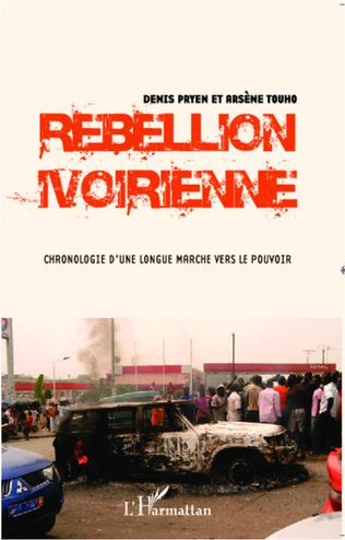 Couverture Rebellion ivoirienne