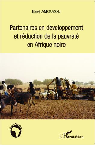 Couverture Partenaire en développement et réduction de la pauvreté en Afrique noire