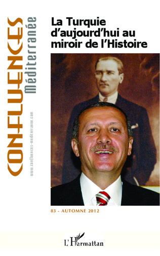 Couverture La Turquie d'aujourd'hui au miroir de l'histoire