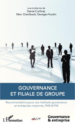 Couverture Gouvernance et filiale de groupe