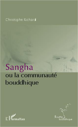 Couverture Sangha ou la communauté bouddhique