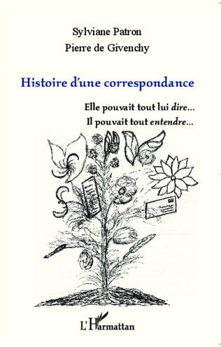 Couverture Histoire d'une correspondance