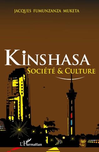 Couverture Kinshasa société et culture