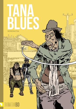 Couverture Tana Blues
