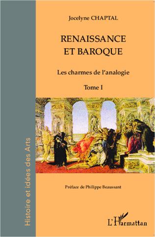 Couverture Renaissance et baroque (Tome 1)