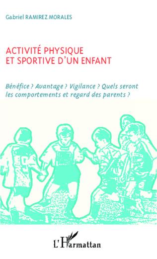 Couverture Activité physique et sportive d'un enfant