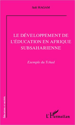 Couverture Le développement de l'éducation en Afrique subsaharienne