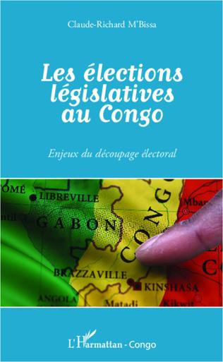 Couverture Les élections législatives au Congo