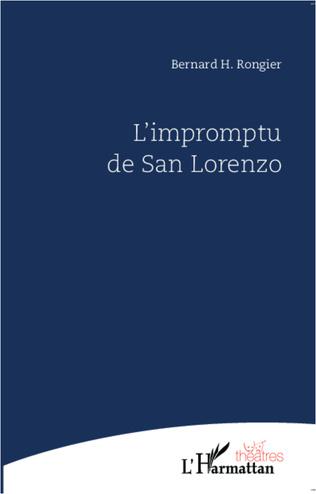 Couverture L'impromptu de San Lorenzo