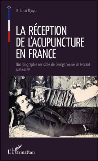 Couverture La réception de l'acupuncture en France