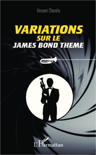 Couverture Variations sur le James Bond Theme